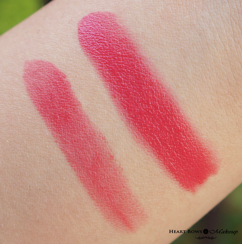 Street Wear Color Rich Lipstick 25 Pink Persuasion Swatches & Review