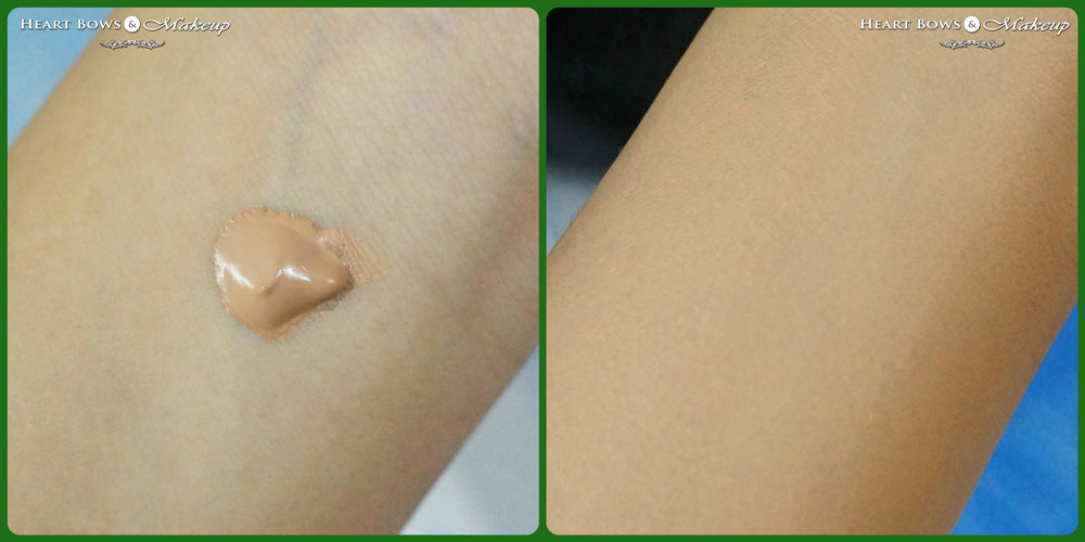 The Body Shop Tea Tree BB Cream 02 Swatch & Review