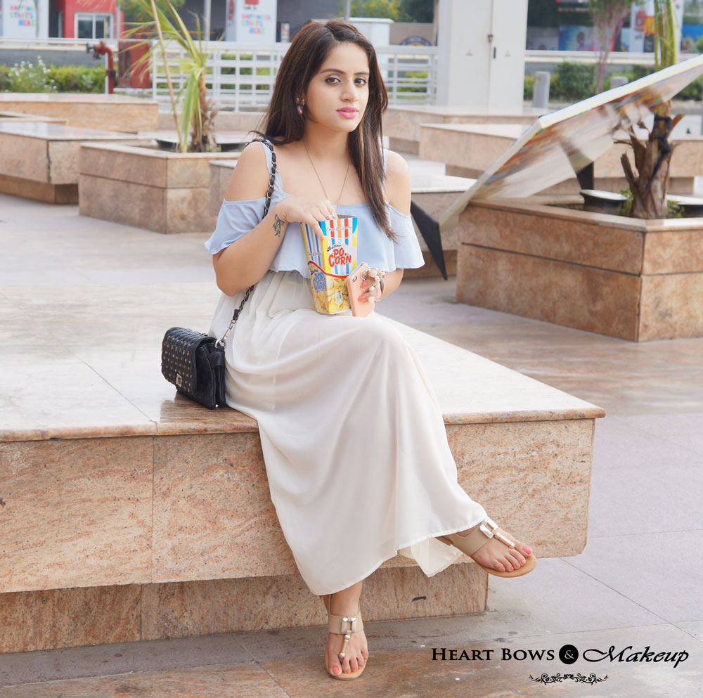 Indian Beauty & Fashion Blog: How To Wear A Maxi Dress
