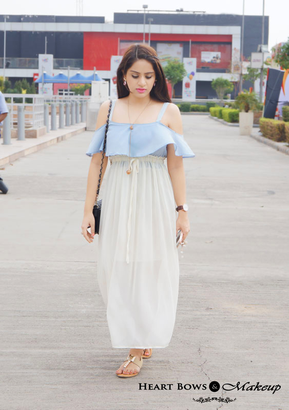 Indian Fashion Blog: How To Style A Maxi Dress