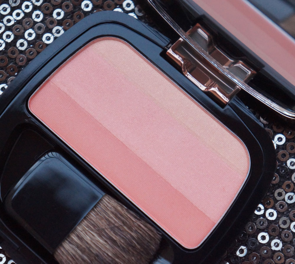 L'Oreal Lucent Magique Blush Sunset Glow Review- The best peachy-coral blush in India