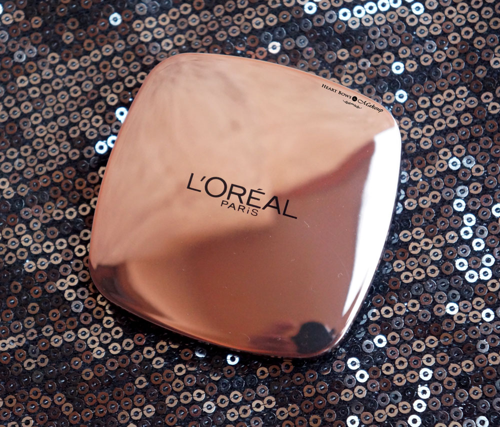 L'Oreal  Lucent Magique Blush Sunset Glow Review Swatches, Price & Buy Online India
