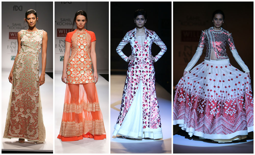 Wills India Fashion Week Spring Summer 2015 Collection- My Top ...