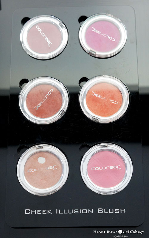 Colorbar Cheek Illusion Blush Review, Swatches, Price & Buy Online India