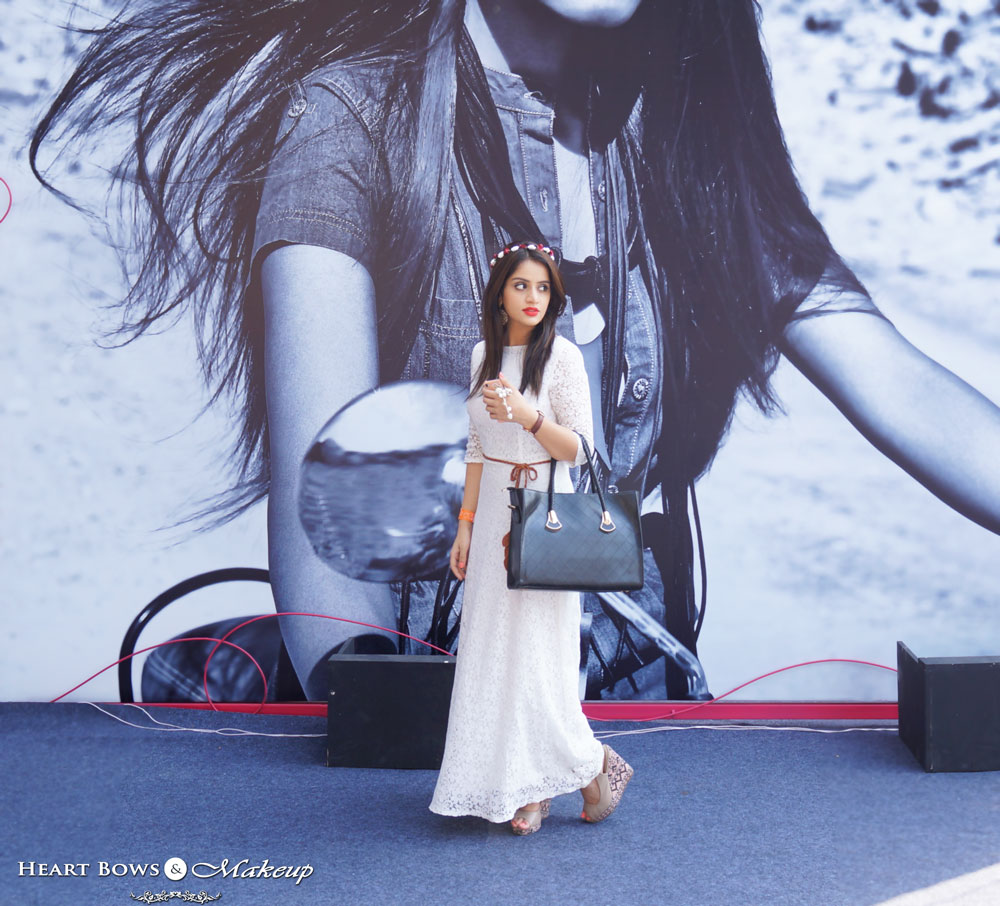 Indian Beauty Blog: How to Style a Maxi Dress