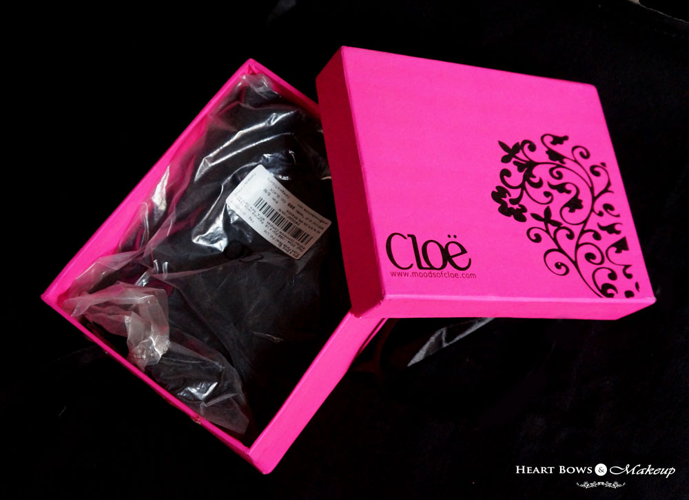 59c1a3ee8d Moods Of Cloe Review- Lingerie For Every Mood! - Heart Bows   Makeup
