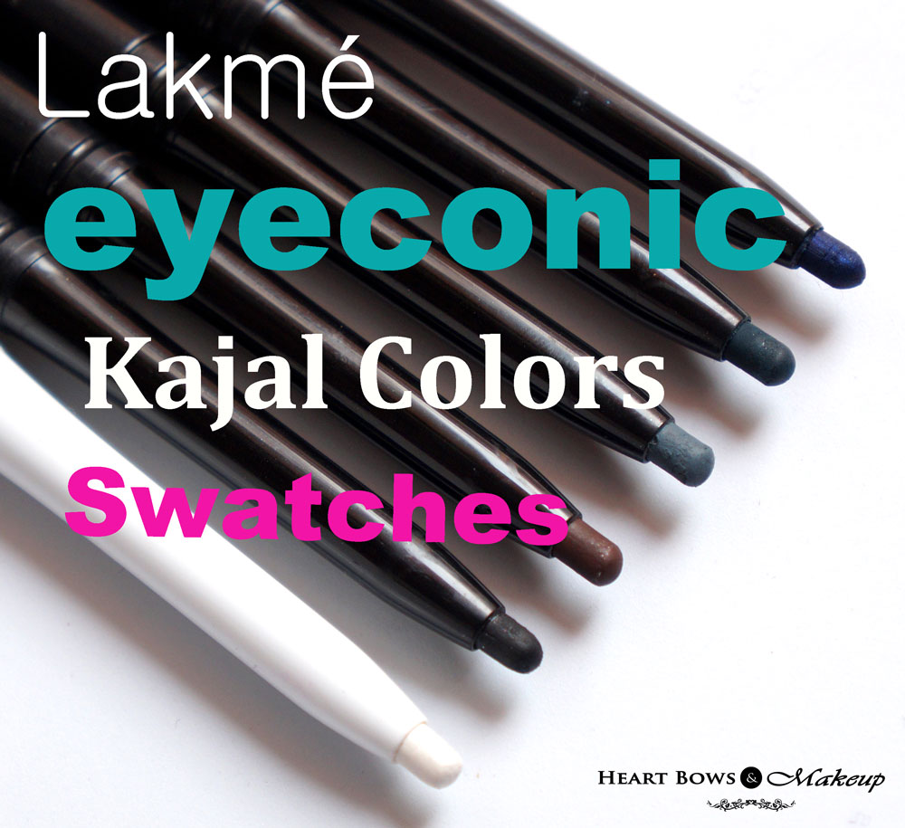 Best New Makeup Products 2014: Lakme Eyeconic Kajal