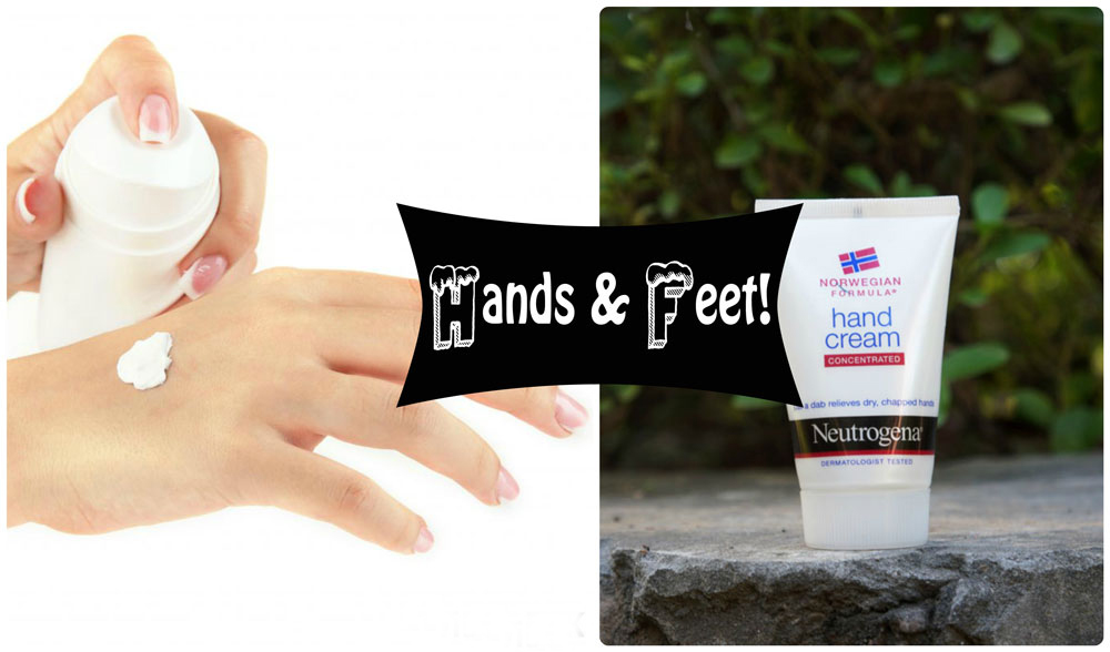 Best Tips For Dry Hands & Feet in Winters