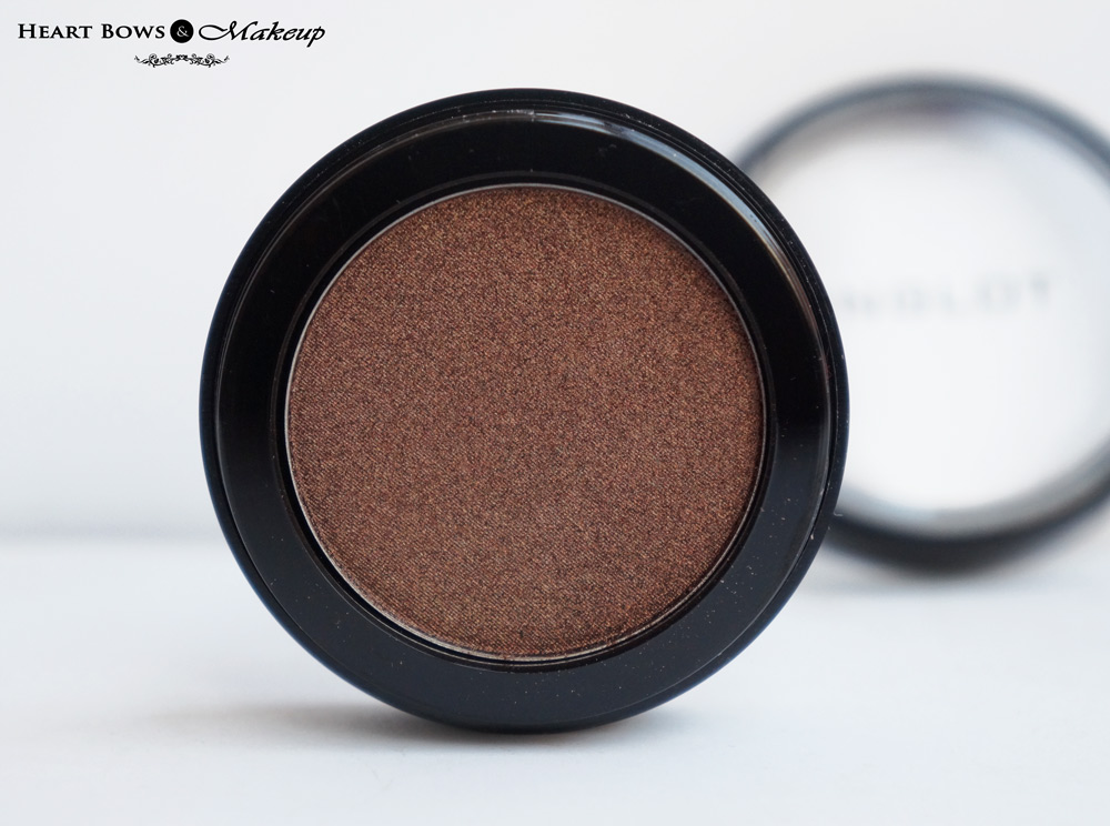 Inglot Eyeshadow Review & Swatches 422 Pearl