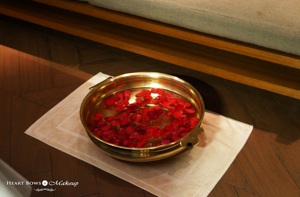 Quan Spa Therapies at JW Marriott Hotel