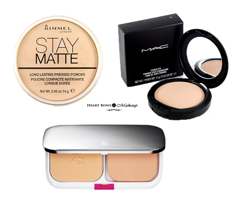 Indian Bridal Makeup Kit Products: Best Pressed Powders/ Compacts India