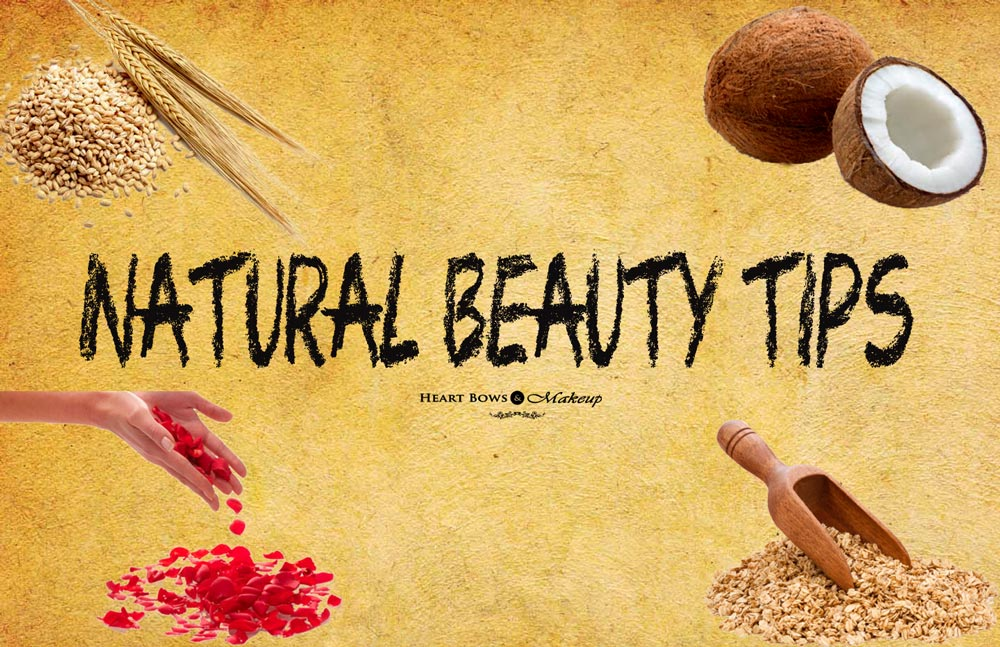 Natural Beauty Tips For Face & Hair From an Indian Grandmother's Closet