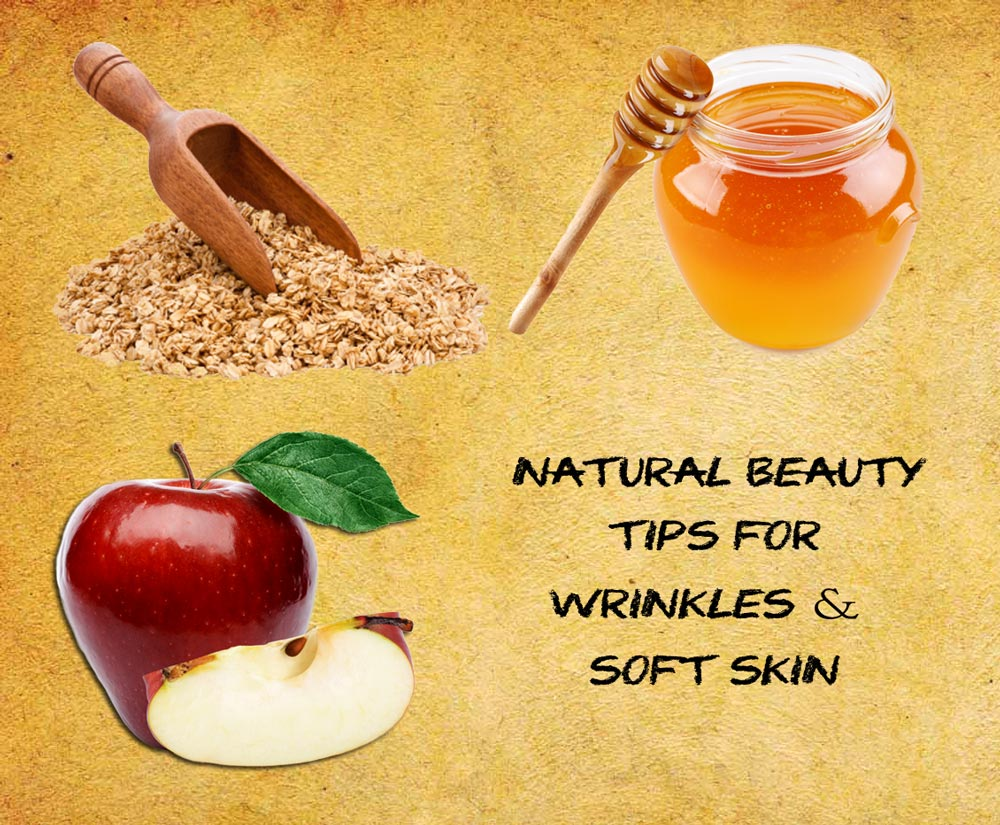 Natural Beauty Tips For Younger & Soft Skin