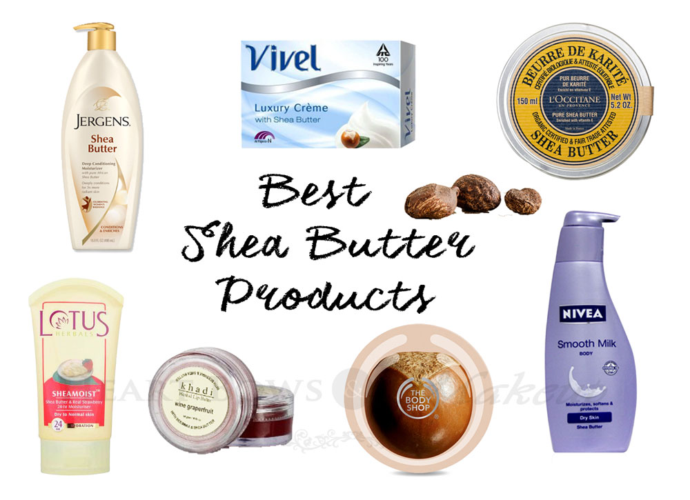 Where to Buy Shea Butter Online? Best Shea Butter Products for Face, Hair & Body