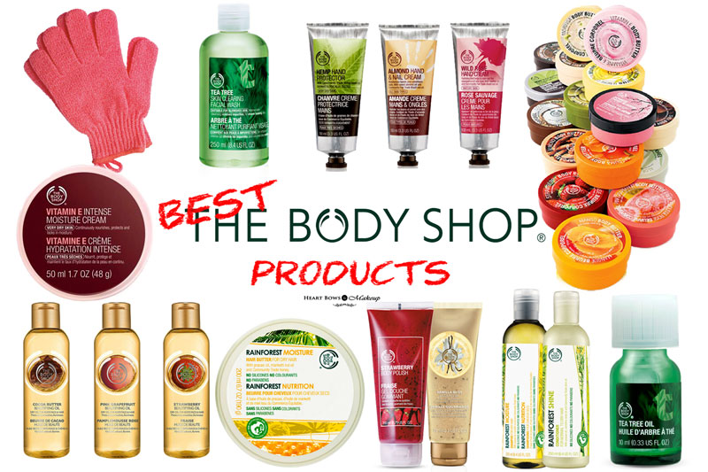 Best Body Shop Products Top 10