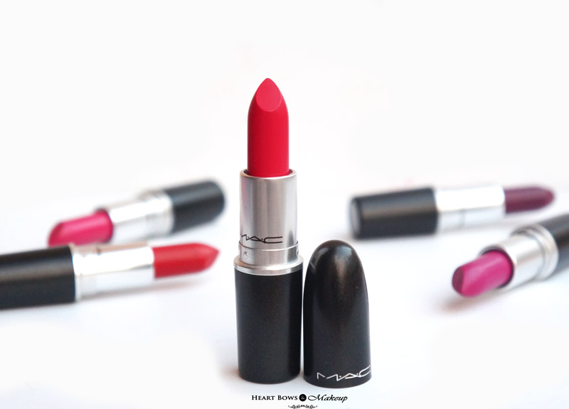 Best MAC Coral Lipstick: Impassioned