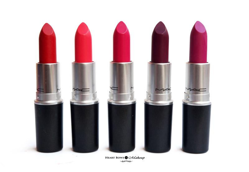 Image Gallery mac dark lipstick