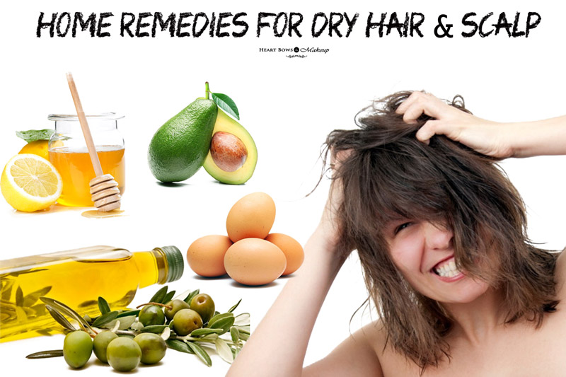 Home Remedies For Dry Hair & Scalp: Effective & Natural Tips!