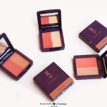 Oriflame The ONE Illuskin Blush Review & Swatches: Pink Glow, Luminous Peach & Shimmer Rose