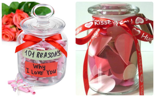 Valentines day gifts for her unique romantic ideas for Small valentines gifts for him