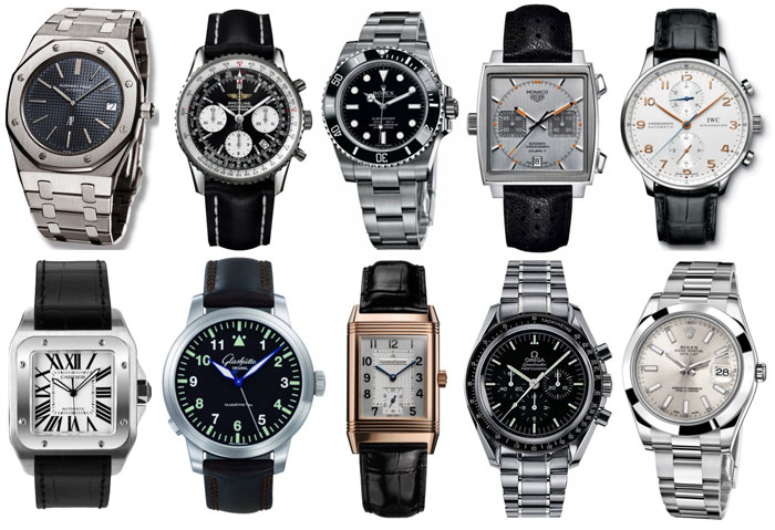 Branded Watches With Name