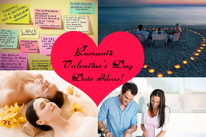 romantic ideas for valentine's day for him & her - heart bows & makeup, Ideas