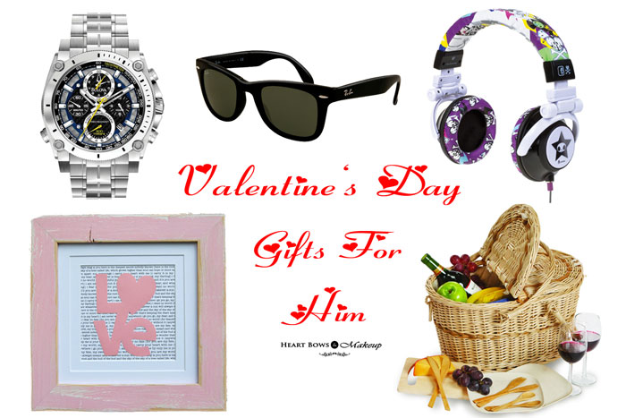 Valentines Day Gift Ideas For Him Unique Romantic Cute Heart