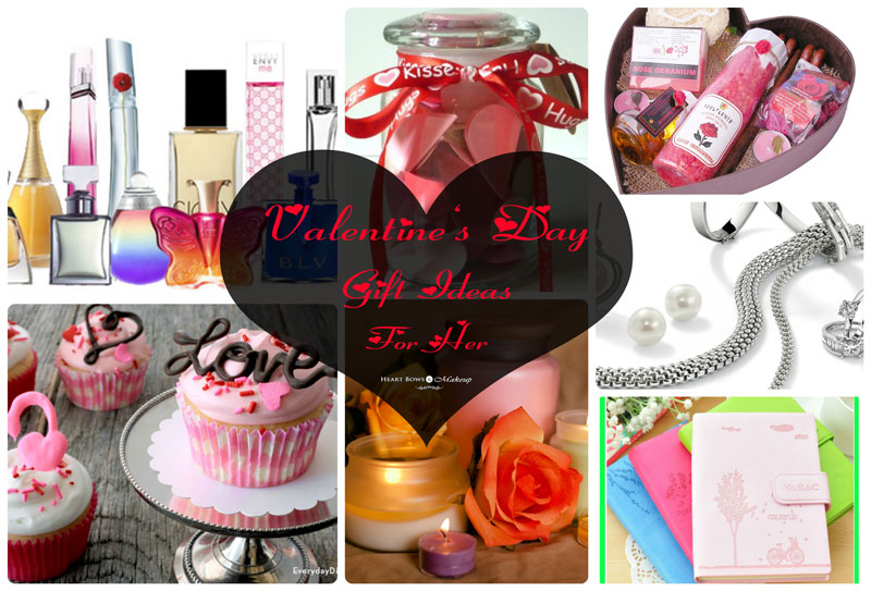 valentines day gifts for her: unique & romantic ideas! - heart, Ideas