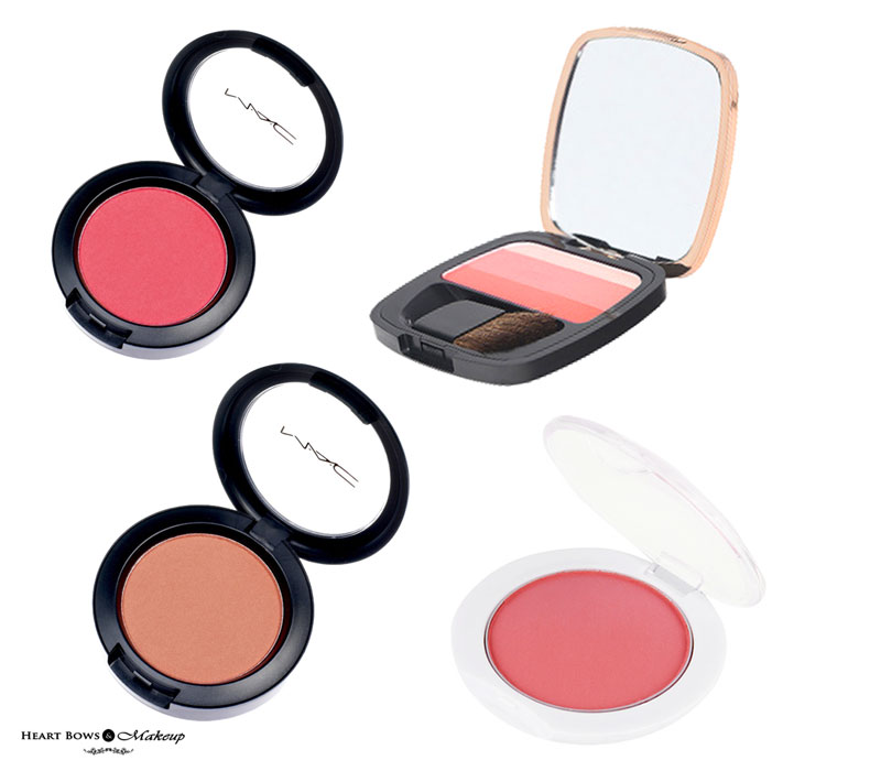 Wedding Makeup Kit Must Haves: Best Blushes in India