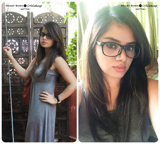 Indian Beauty & Fashion Blog: Philips Selfie Straightener Review