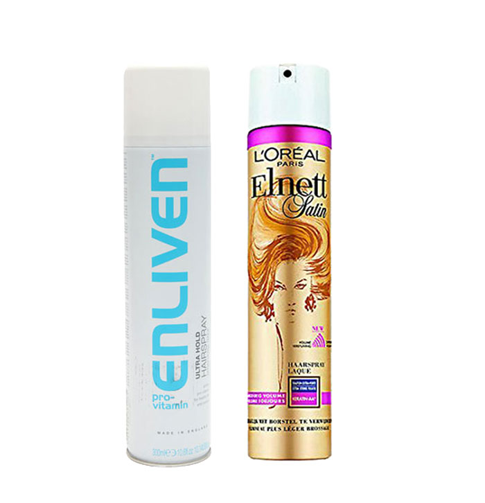 Best Affordable Hairsprays In India