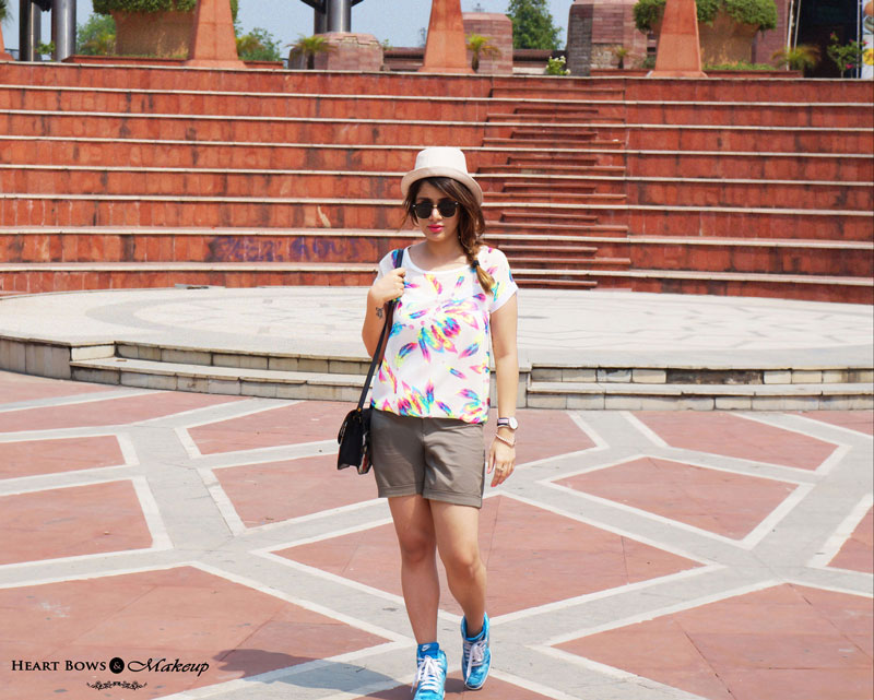 Indian Lifestyle Blog Summer Spring OOTD