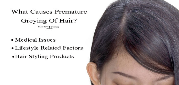 What Causes Premature Grey Hair