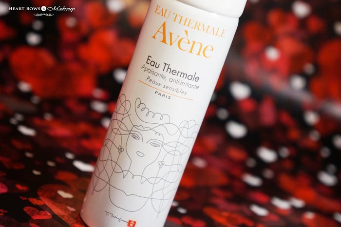 Avene Thermal Spring Water Review Price India