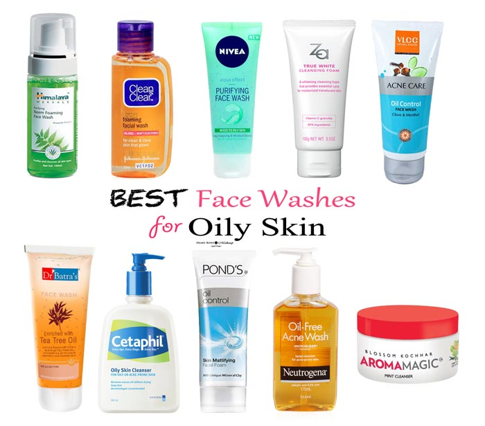 Best Face Wash For Oily & Acne Prone Skin In India Affordable & Budget Friendly Options