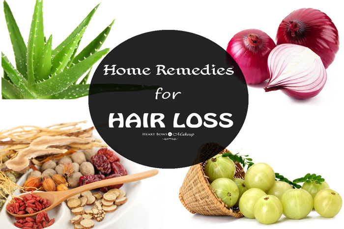 Effective Home Remedies For Hair Fall