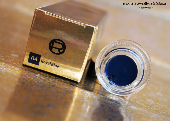 L'Oreal Paris Gel Intenza Liner Royal Blue Review