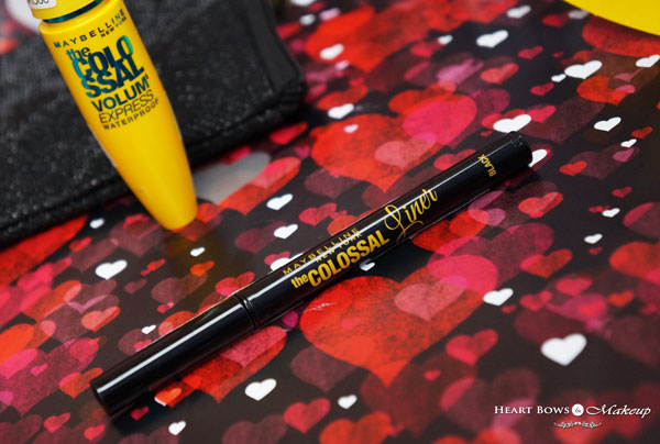 Maybelline Colossal Eye Kit Products The Colossal Liner Review