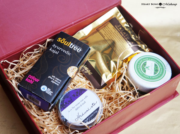 My Envy Box August 2015 Review Products Samples