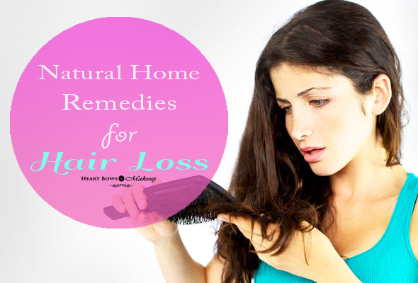 Natural Home Remedies For Hair Loss Hair Fall