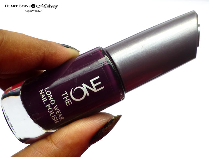 Oriflame Purple In Paris Review. Swatches & Price