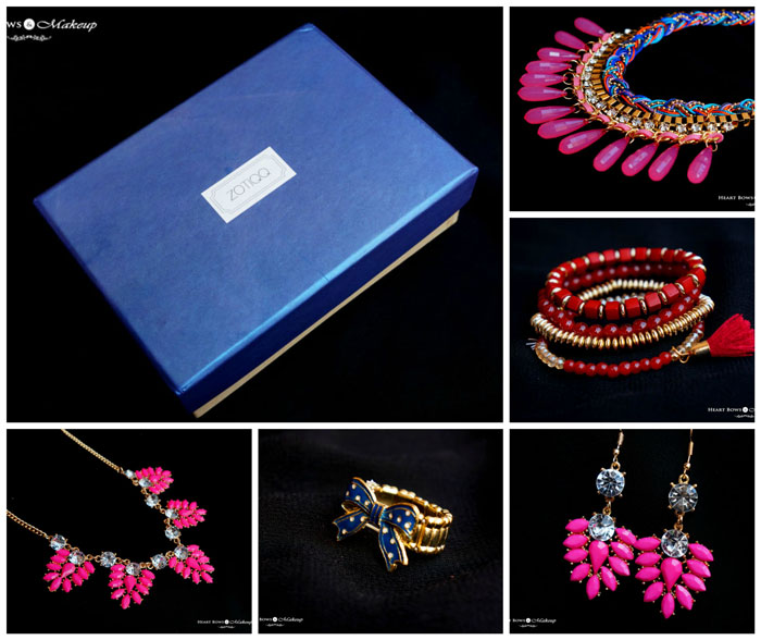 Zotiqq August Fashionista Jewellery Box Review Price Products