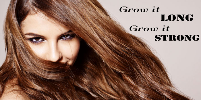 How To Get Long Hair Fast Natural Tips Remedies