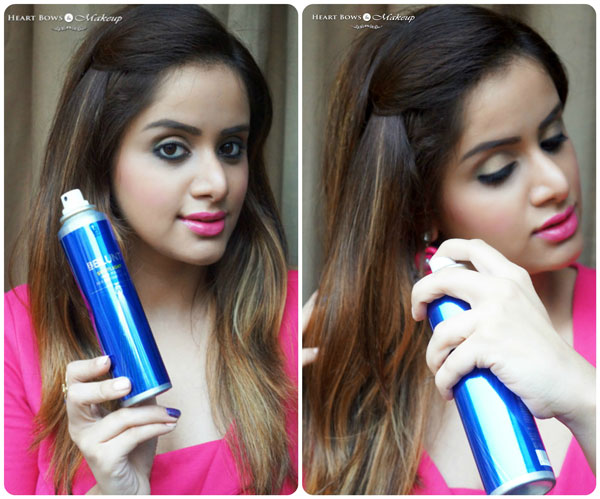 Bblunt Spotlight Shine Spray Review Price Buy Online India