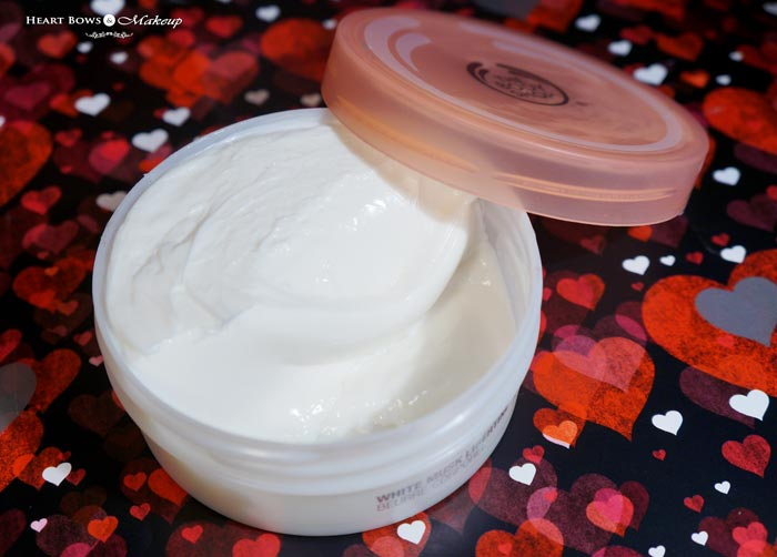 Best Body Butter For Dry Skin The Body Shop White Musk Review
