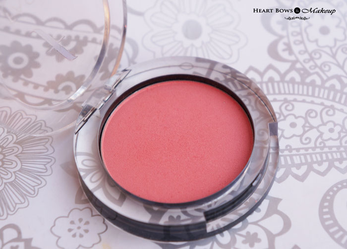 Best Coral Blush India Faces Glam On Perfect Blush Coral Pink Review