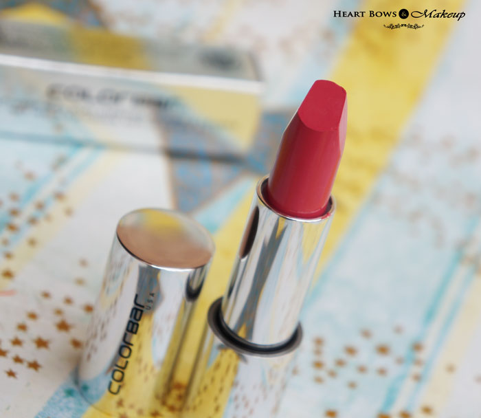 Best Everyday Wear Lipstick For Office Colorbar Ultimate 8hrs Stay Lipstick French Pink Review