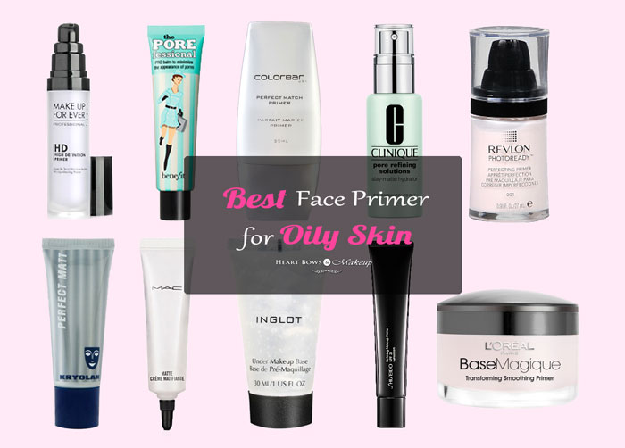 Best Face Primer For Oily & Large Pores In India