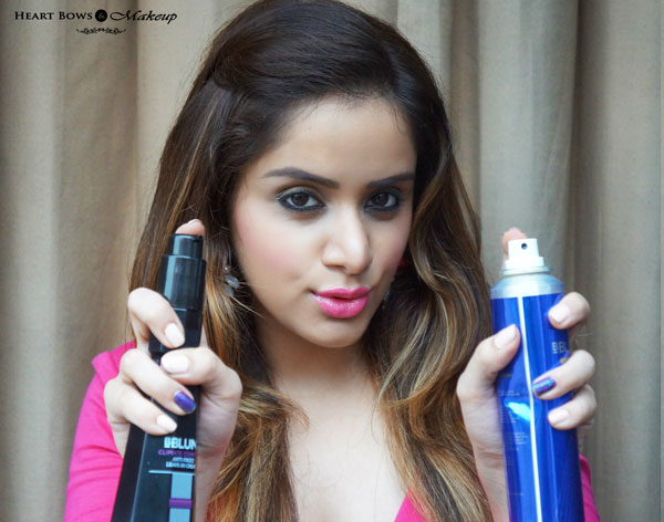 Best Hair Spray & Leave In Cream For Dry Dull Frizzy Hair In India