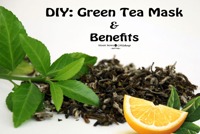 DIY Green Tea Face Mask & Benefits